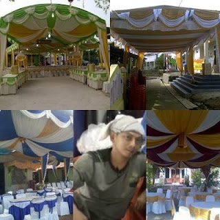 sarung kursi futura dan dekorasi tenda pesta