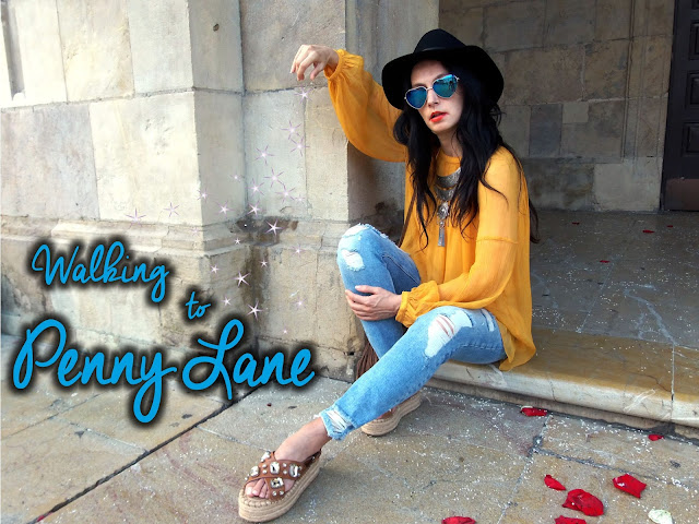 fashion, moda, look, outfit, blog, blogger, walking, penny, lane, streetstyle, style, estilo, trendy, rock, boho, chic, cool, ropa, cloth, garment, inspiration, fashionblogger, art, photo, photograph, avilés, asturias, 2016, 2017