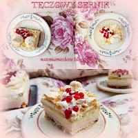 http://natomamochote.blogspot.com/2017/08/teczowy-sernik-na-zimno-z-porzeczkami-i_18.html