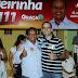 Rider Castro prestigia lançamento da candidatura de Pereirinha em São Desidério