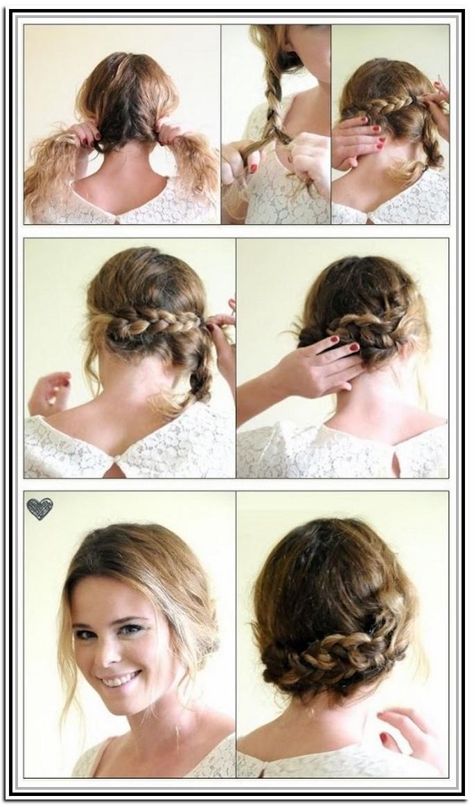 Fine Hair Tutorial For Short Hair Short Hairstyles Gunalazisus