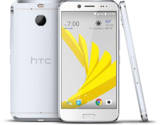 HTC Bolt resmi memulai debutnya tanpa port audio jack 3,5mm