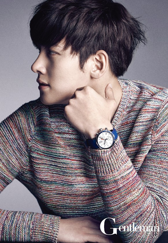 Ji Chang Wook Gentleman Magazine June 2014