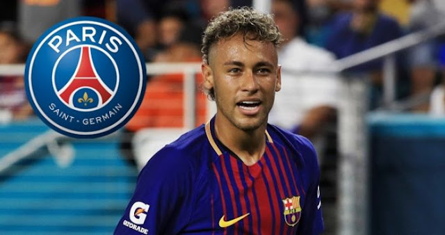 Neymar's PSG wages make him world's second richest player, claims football leaks