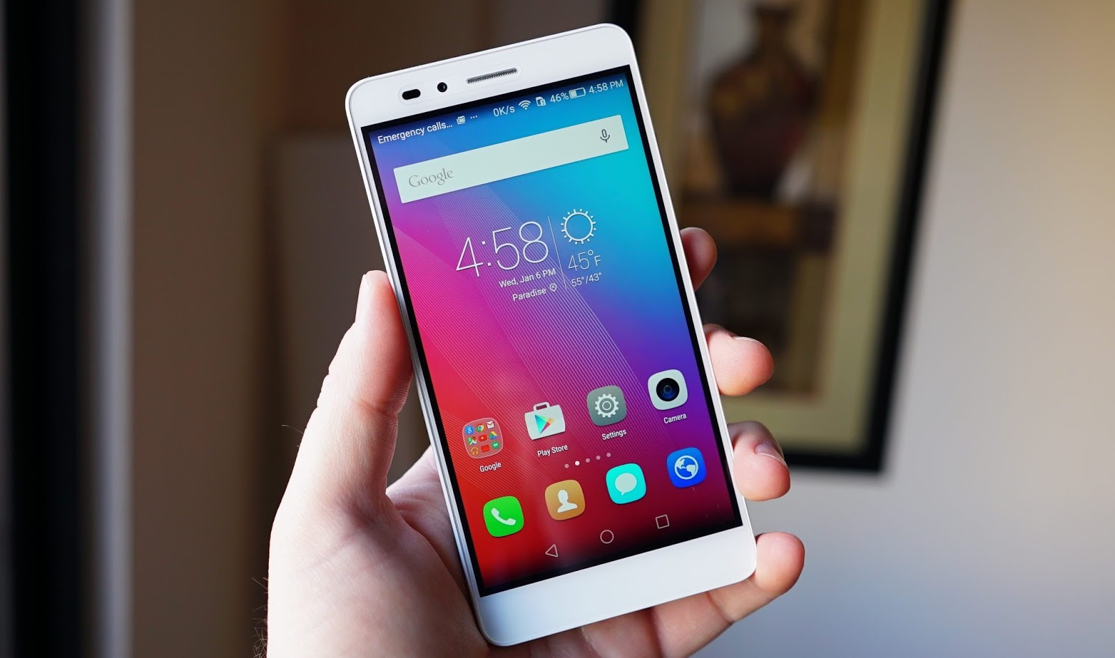 Download and Install Official LineageOS 14 1 on Honor 5X