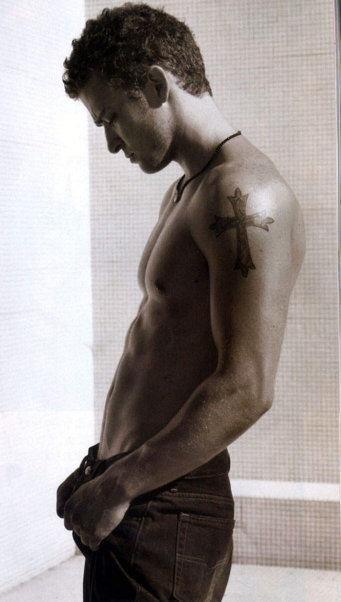 Justin Timberlake Tattoos - Between Music and Faith