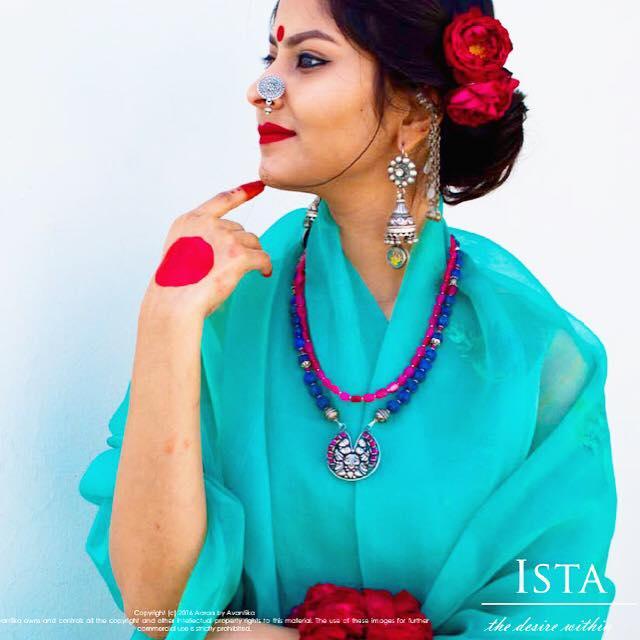 Tikli_Aaraa by Avantika Jewelery