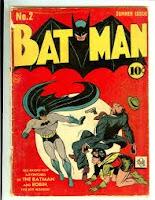 Batman #2 cover image