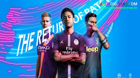 FIFA 19 Lite Mod Best HDGraphics Offline For Android