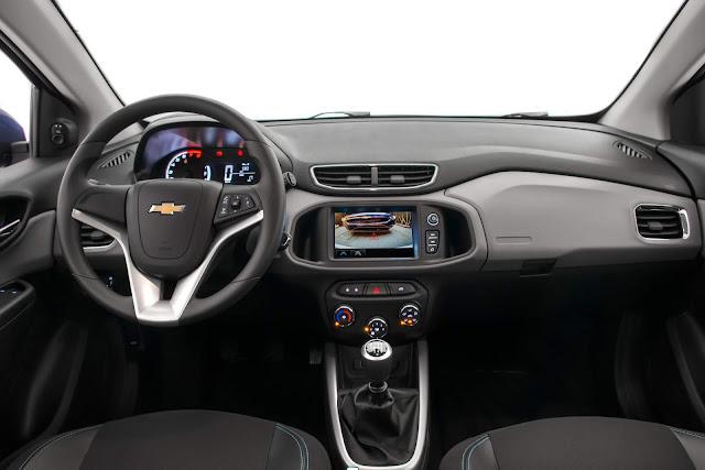 GM Onix LT 1.0 parte de R$ 43.990 mil; desconto