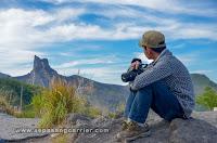 Wisata Gunung Kelud Via Kediri Jawa Timur