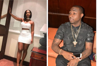 Davido and Boity
