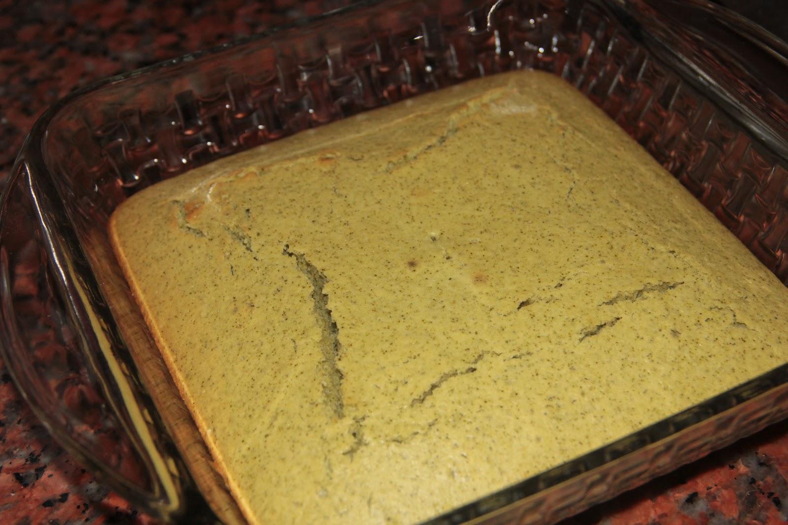 Malunggay Cake
