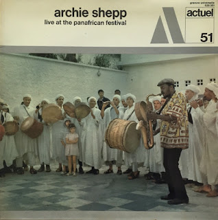 Archie Shepp, Live at the Pan-African Festival