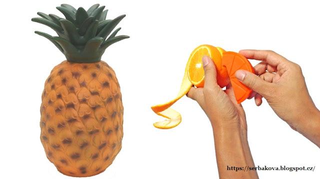 Аксессуары в виде разных фруктов внесут в жилье летнюю атмосферу