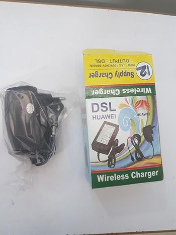 12V Charger 1amp fpr DSL and other devices
