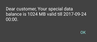 Special 9mobile 1GB data plan valid for 3 days