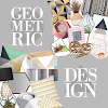 The Geometric Summer Interior Trend With Blinds Hut