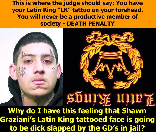 Fuck Latin King 32