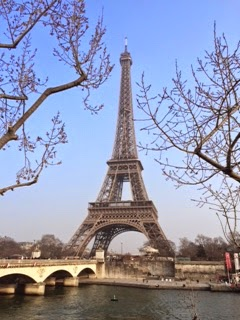 pic of Eiffel Tower, Paris