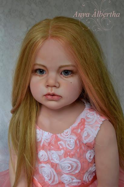 Anya' Originals Reborns And Ooak Art Dolls