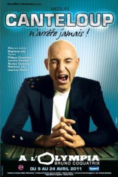 Nicolas Canteloup - N'arrête jamais !