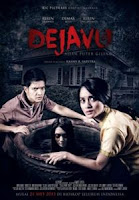 Saat pertama kali datang di rumah itu Myrna merasa pernah berada di daerah itu  Download Film Dejavu: Ajian Puter Giling (2015) DVDRip Full Movie