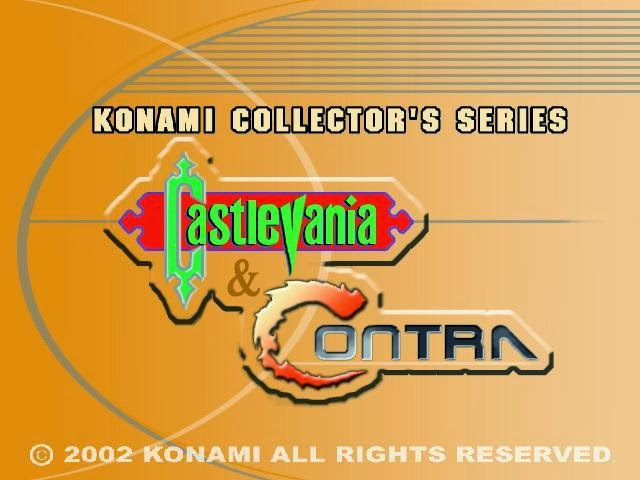 Portada de konami Collectors para Windows.