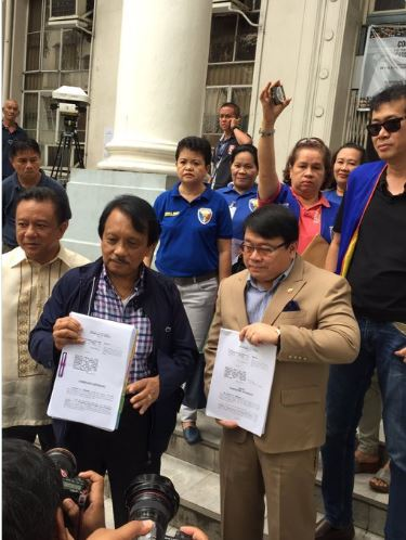 BREAKING: De Lima and 7 others Charged With Drug Trafficking Cases!