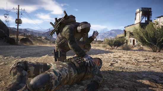 Video games: Tom Clancy's Ghost Recon Wildlands Free play