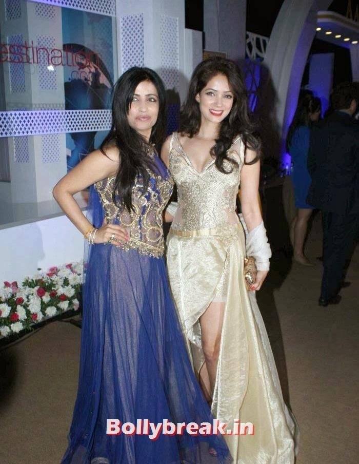 Shibani Kashyap, Vidya Malvade, Hot Celebs at India Bridal Fashion Week 2013