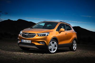 Νέος βενζινοκινητήρας 1.4 Direct Injection Turbo με αυτόματο κιβώτιο και AWD για το νέο Opel Mokka X