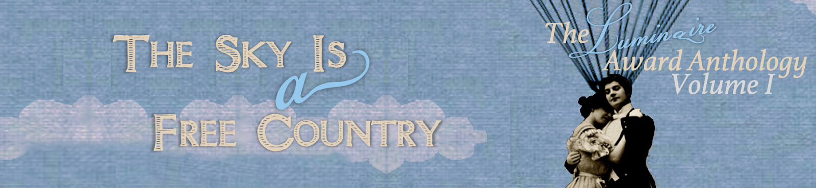 The Sky Is a Free Country header banner