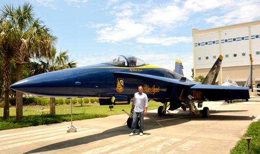 National Naval Aviation Museum   Pensacola, Florida   Photo: Barry Holland