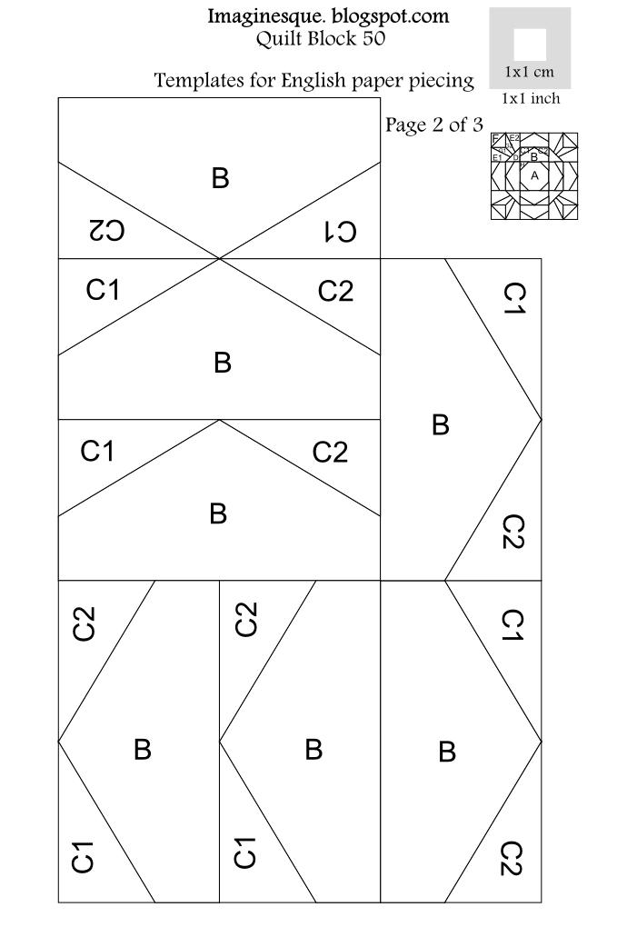 Old Fashioned image regarding free printable english paper piecing templates