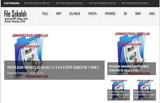 filesekolah.com Download RPP dan Silabus SD, SMP dan SMA, Download RPP, Silabus, Prota, Promes, SK-KD, Pemetaan di filesekolah.com