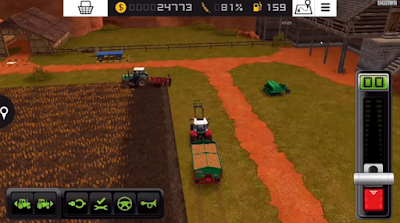 Download Farming Simulator 18 Apk Mod Money
