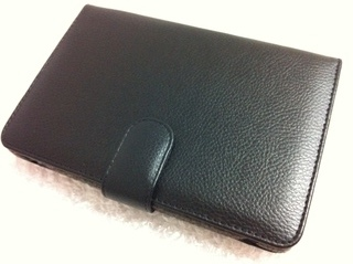 [SOLD] Amazon Kindle 3's Leather Case