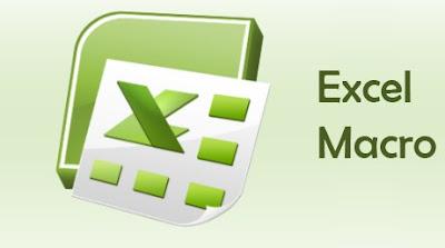 Fungsi dalam macro excel dapat di buat sendiri berdasarkan kebutuhan