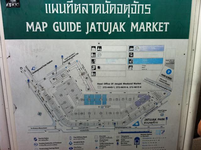 Plano de Chatu Chak