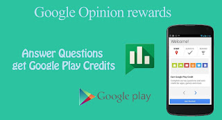 Download Google Opinion Rewards and Get Free Free Play Credits