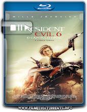 Resident Evil 6: O Capítulo Final Torrent – BluRay Rip 720p e 1080p Legendado (2017)