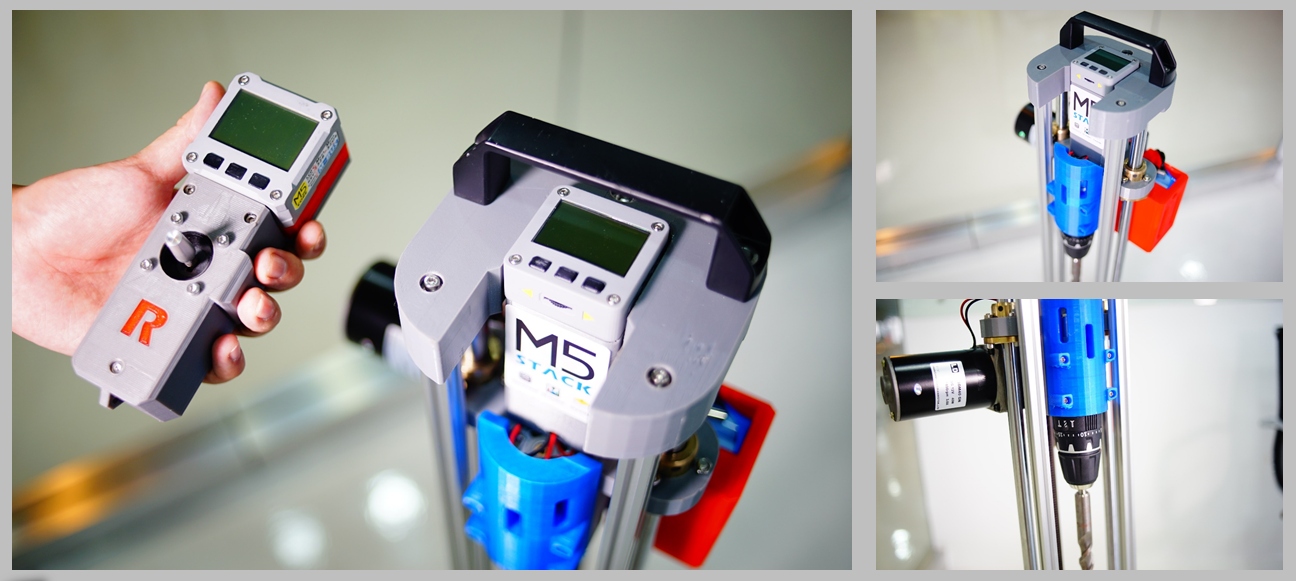 ESP32: M5Stack com DHT22 - Fernando K Tecnologia