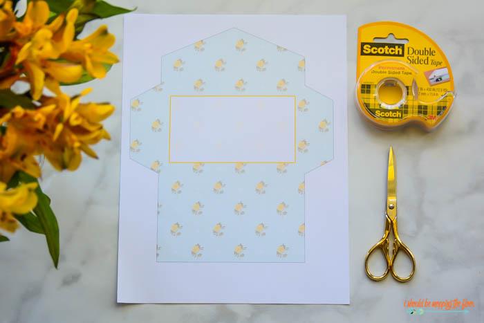 Printing an Envelope