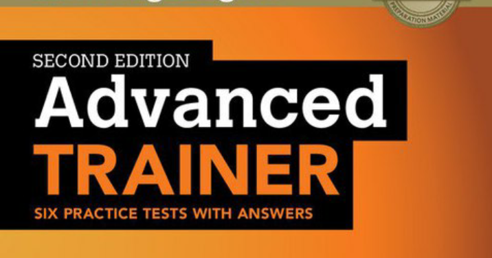 Advanced Trainer Cae Pdf