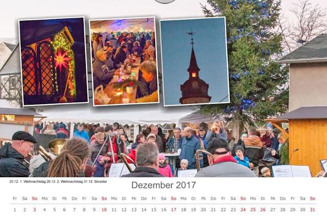 Kalenderbild Dezember 2017