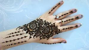 Attractive & Beautiful Hd Desgin Of Mehandi 76