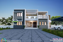 Simple Elegant House Design Plan