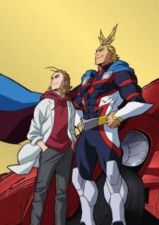 الحلقة 1 من انمي Boku no Hero Academia: All Might - Rising The Animation مترجم بعدة جودات