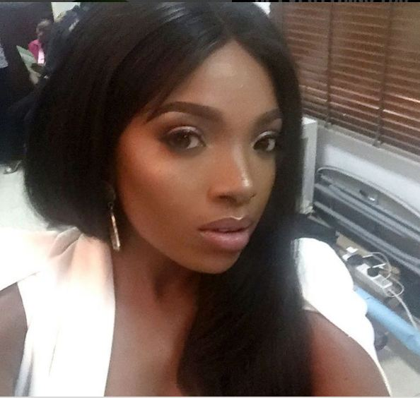 Babymama Drama, Annie Calls Out Pero Adeniyi For Blocking 2face From Seeing Their Sons